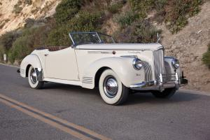 1941 Packard Super Eight Darrin Convertible Victoria